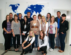 14 Berufsanfänger starten mit Ausbildung beim BID